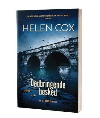 Bogen 'Dødbringende besked' af Helen Cox