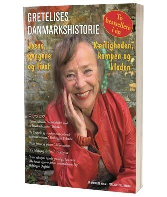 'Gretelises Danmarkshistorie' af Gretelise Holm