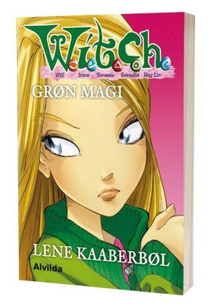 'Grøn magi' af Lene Kaaberbøl'