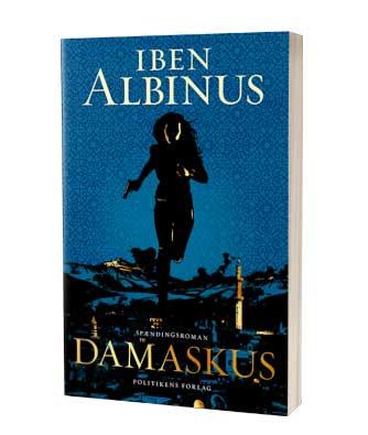 Spændingsromanen 'Damaskus' af Iben Albinus