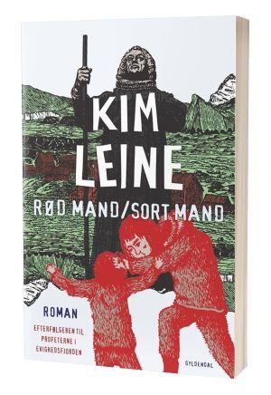 'Rød mand Sort mand' af Kim Leine