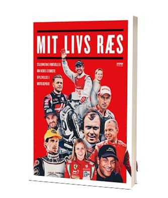 Bogen 'Mit livs ræs'