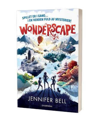 'Wonderscape' af Jennifer Bell
