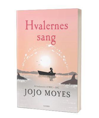 'Hvalernes sang' af Jojo Moyes