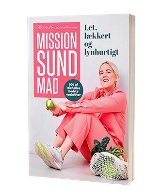 'Mission sund mad' af Michelle Kristensen
