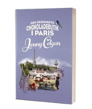 'Den skønneste chokoladebutik i Paris' af Jenny Colgan