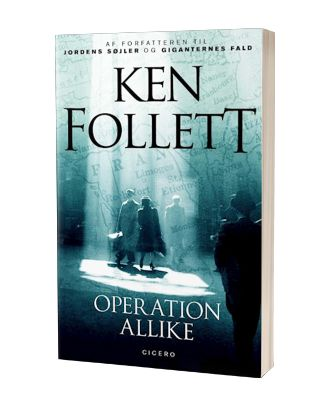 Operation Allike af Ken Follett