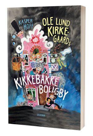 'Kikkebakke boligby' af Ole Lund Kirkegaard