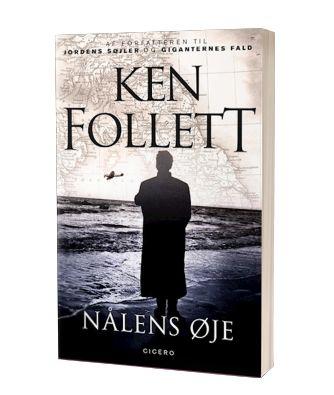 Nålens øje af Ken Follett