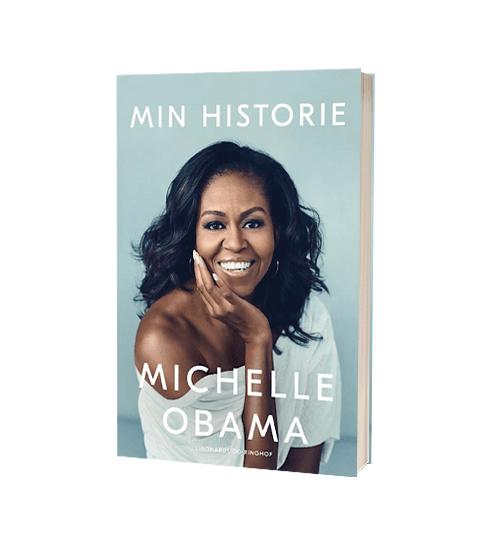 'Min historie' af Michelle Obama