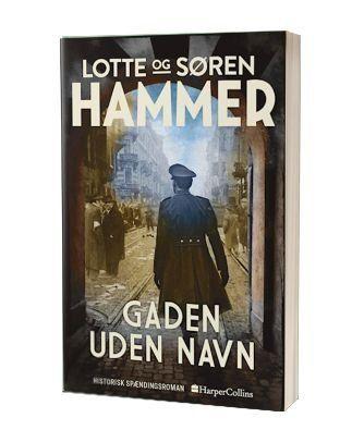 'Gaden uden navn' af Lotte og Søren Hammer