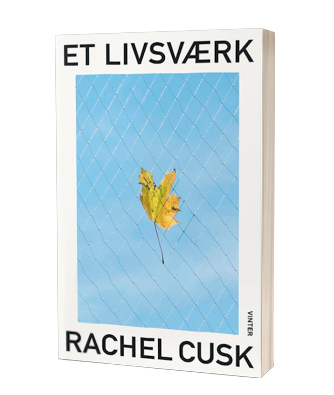 'Et livsværk' af Rachel Cusk - bog om moderskab