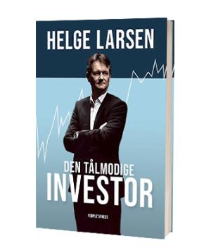 'Den tålmodige investor' af Helge Larsen