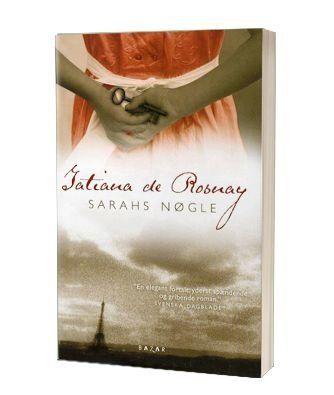 'Sarahs nøgle' af Tatiana de Rosnay