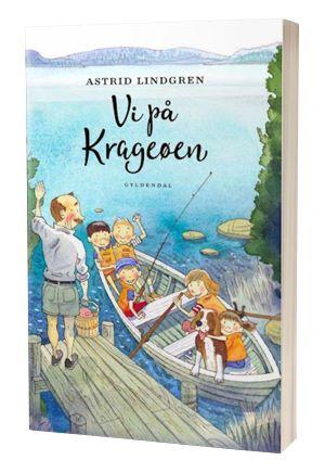 'Vi på Krageøen' af Astrid Lindgren