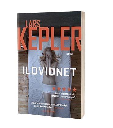 'Ildvidnet' af Lars Kepler