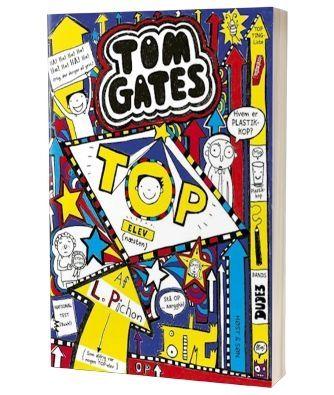 'Tom Gates - Topelev (næste)' af Liz Pichon