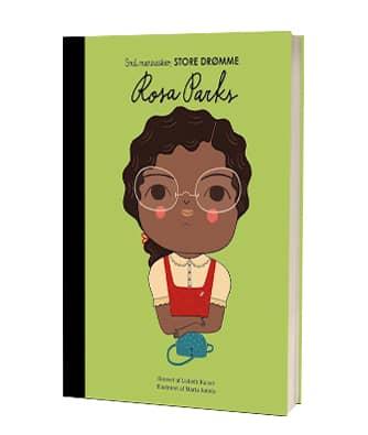 'Rosa Parks' af Lisbeth Kaiser