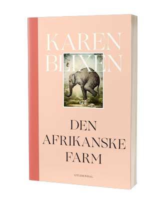 'Den afrikanske farm' af Karen Blixen - find bogen hos Saxo