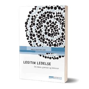 'Legitim ledelse' af Maja Loua Haslebo