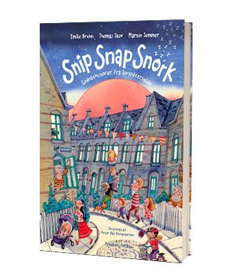 'Snip, snap, snork' - find bogen med godnathistorier hos Saxo
