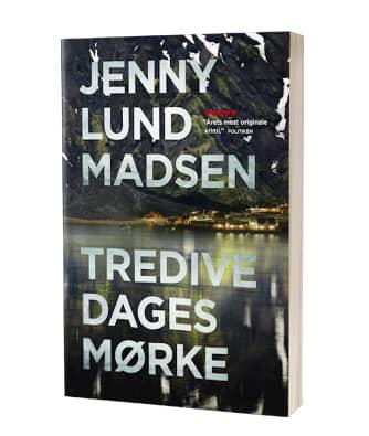 'Tredive dages mørke' af Jenny Lund Madsen - modtager Harald Mogensen-prisen 2020