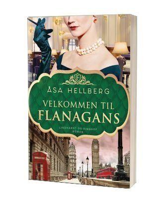 'Velkommen til flanagans' af Åsa Helleberg