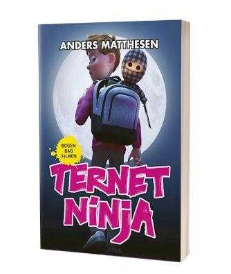 'Thomas Korsgaard anbefaler 'Ternet Ninja' af Anders Matthesen