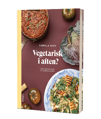 'Vegetarisk i aften' af Camilla Skov