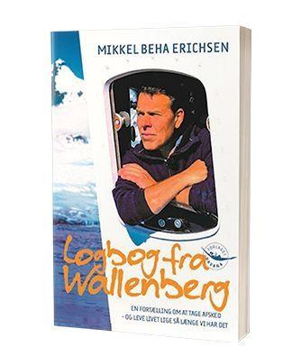 'Logbog fra Wallenberg' af Mikkel Beha Erichsen