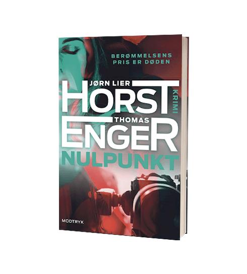 Bogen 'Nulpunkt' af Jørn Lier Horst