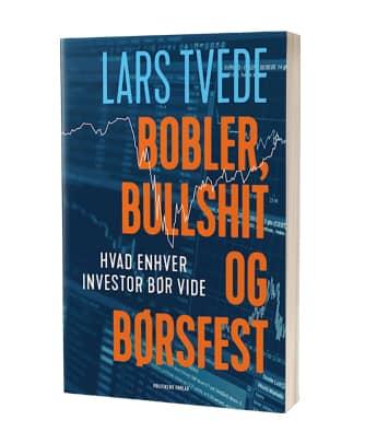 'Bobler, bullshit og børsfest' af Lars Tvede