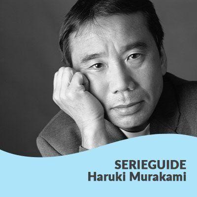 Rækkefølgen på Haruki Murakamis bøger