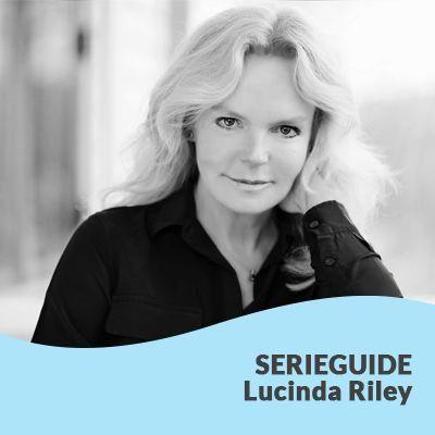 Se rækkefølgen på Lucinda Rileys bøger