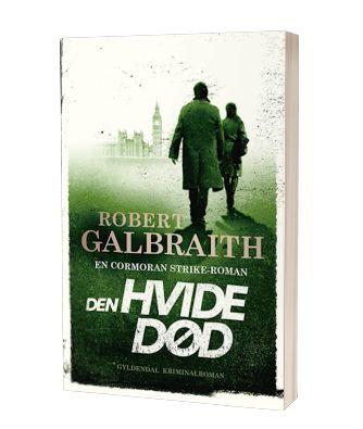 Robert Galbraiths 4. bog 'Den hvide død' (2020)