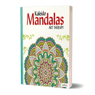 Kaleido Mandalas Art Therapy