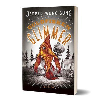 'Guldfisken Glimmer' af Jesper Wung-Sung
