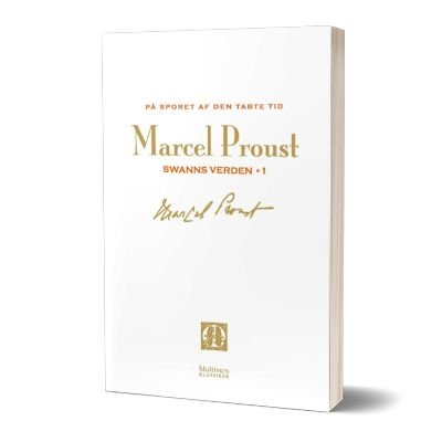 På sporet af den tabte tid' af Marcel Proust