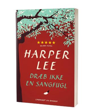 'Dræb ikke en sangfugl' af Harper Lee