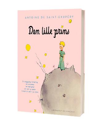 'Den lille prins' af Antoine De Saint-Exupéry