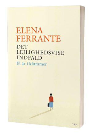Bogen 'Det lejlighedsvise indfald' af Elena Ferrante