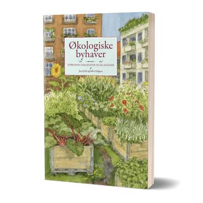 'Økologiske byhaver' af Jens Juhl og Sølva Falgren