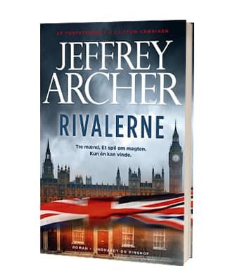 'Rivalerne' af Jeffrey Archer