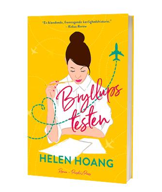 'Bryllupstesten' af Helen Hoang