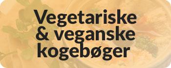Vegetariske og veganske kogebøger