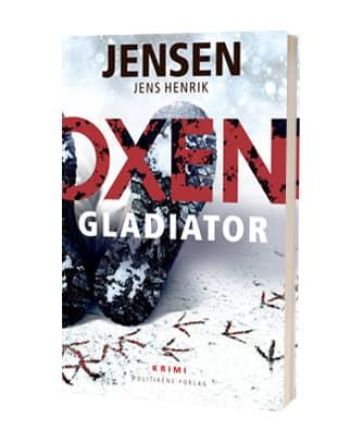 'Gladiator' af Jens Henrik Jensen - 5. bog i Oxen-serien