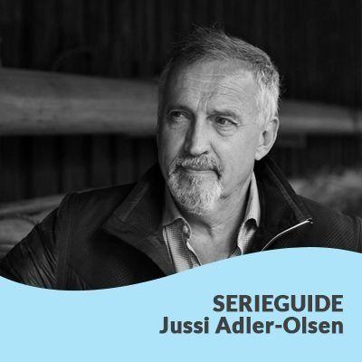 Serieguide til Jussi Adler-Olsens bøger