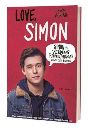 'Love Simon' af Becky Albertalli