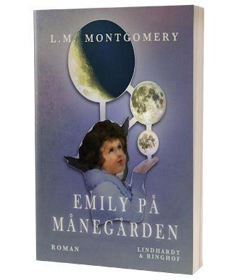 'Emily på Månegården' af L M Montgomery