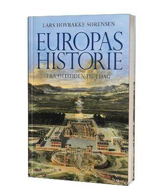 'Europas historie' af Lars Hovbakke Sørensen